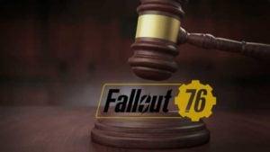 Twórcy Fallout 76 wylądują w sądzie