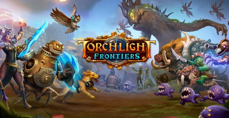Read more about the article Przetestuj Torchlight: Frontiers