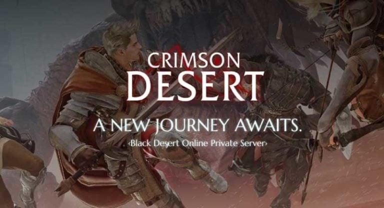 Czywarto grać naprywatnym serwerze wBlack Desert?