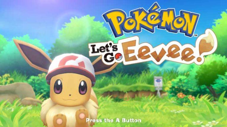 Pokemon: Let's Go! – Recenzja. Złap je ponownie.