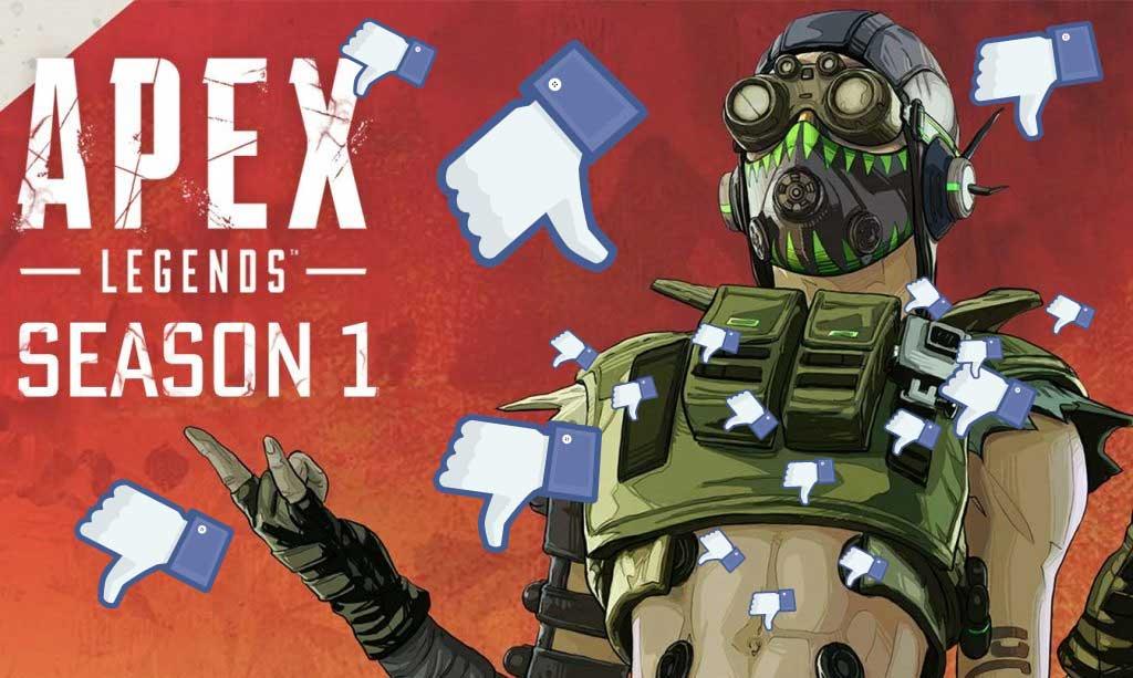 Apex Legends – 5 powodów dlaczego nie warto grać