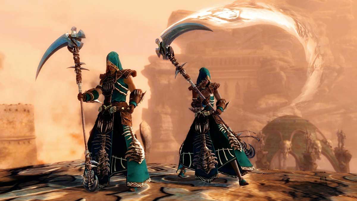 MMORPG popolsku Guild Wars 1