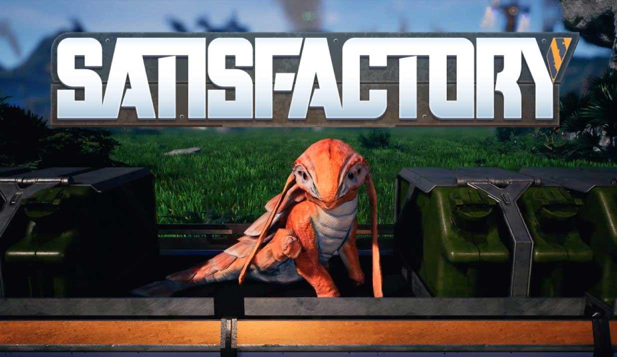 Satisfactory – Recenzja.  Automatyk na drugim etacie