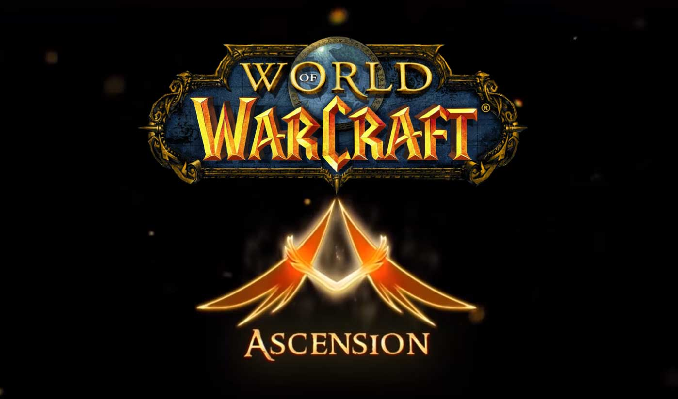 World of Warcraft Ascension – Prywatny Serwer 2021