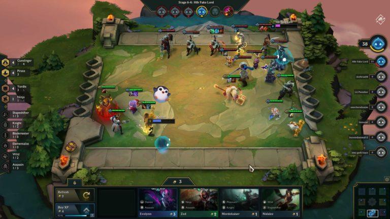 Teamfight Tactics Porady