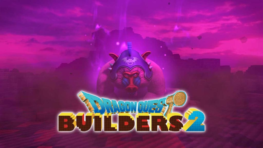 Dragon Quest Builders 2 Recenzja