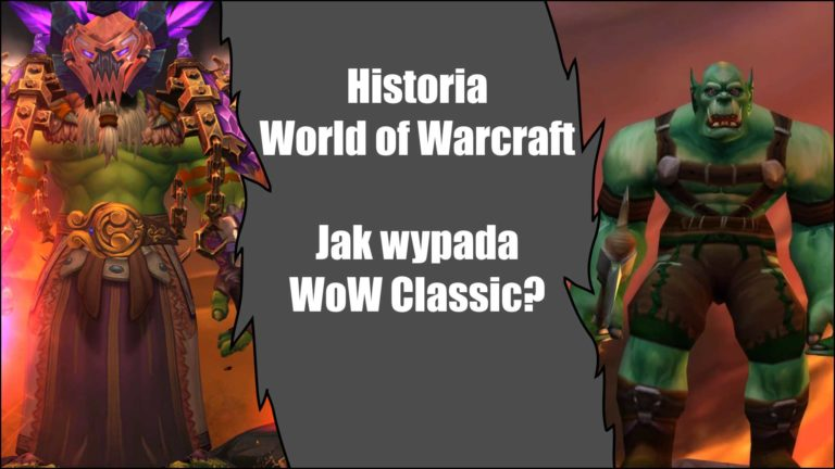 Historia World of Warcraft