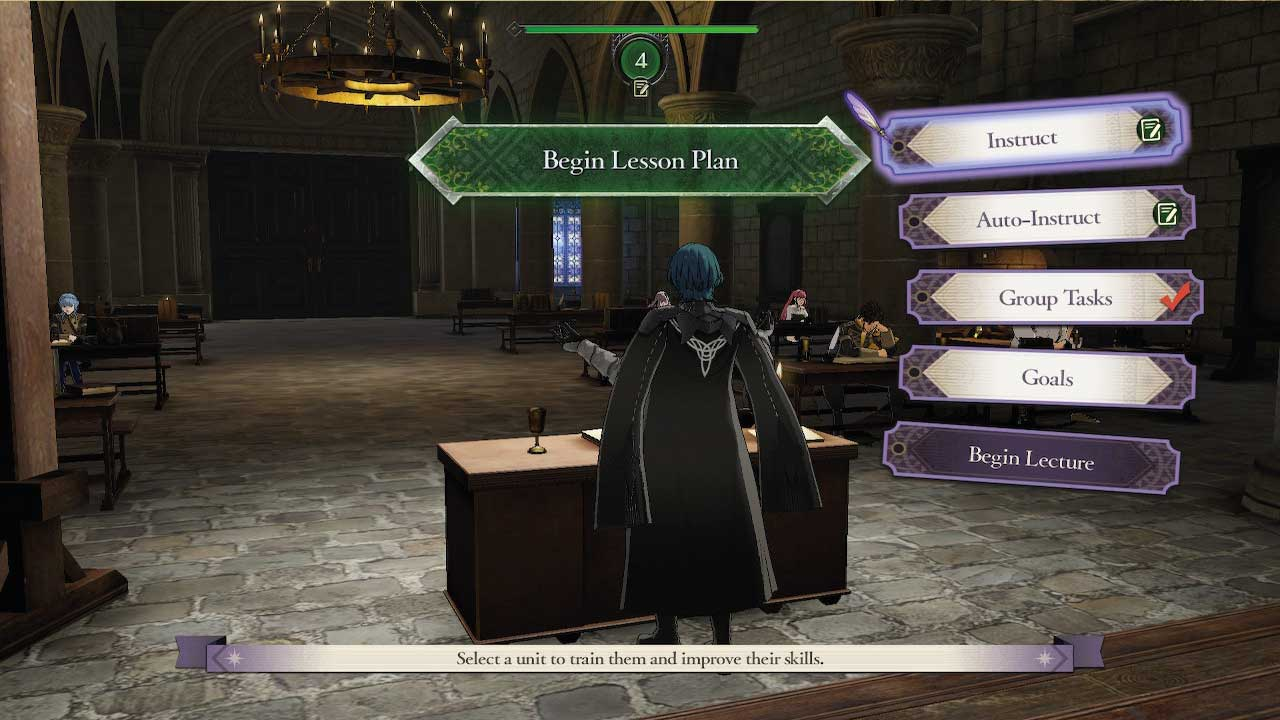 Fire Emblem: Three Houses Recenzja