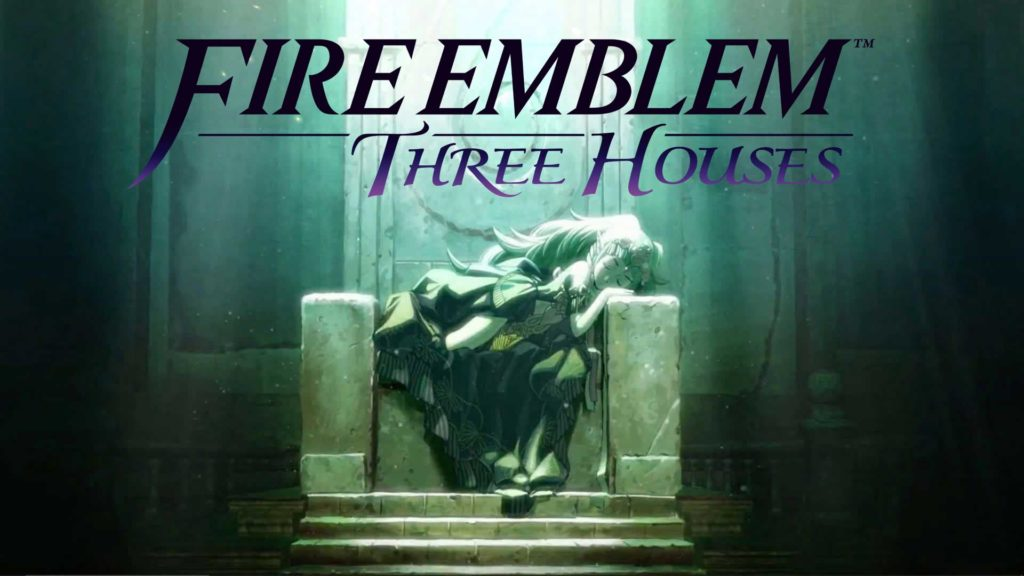 Fire Emblem Three Houses Recenzja