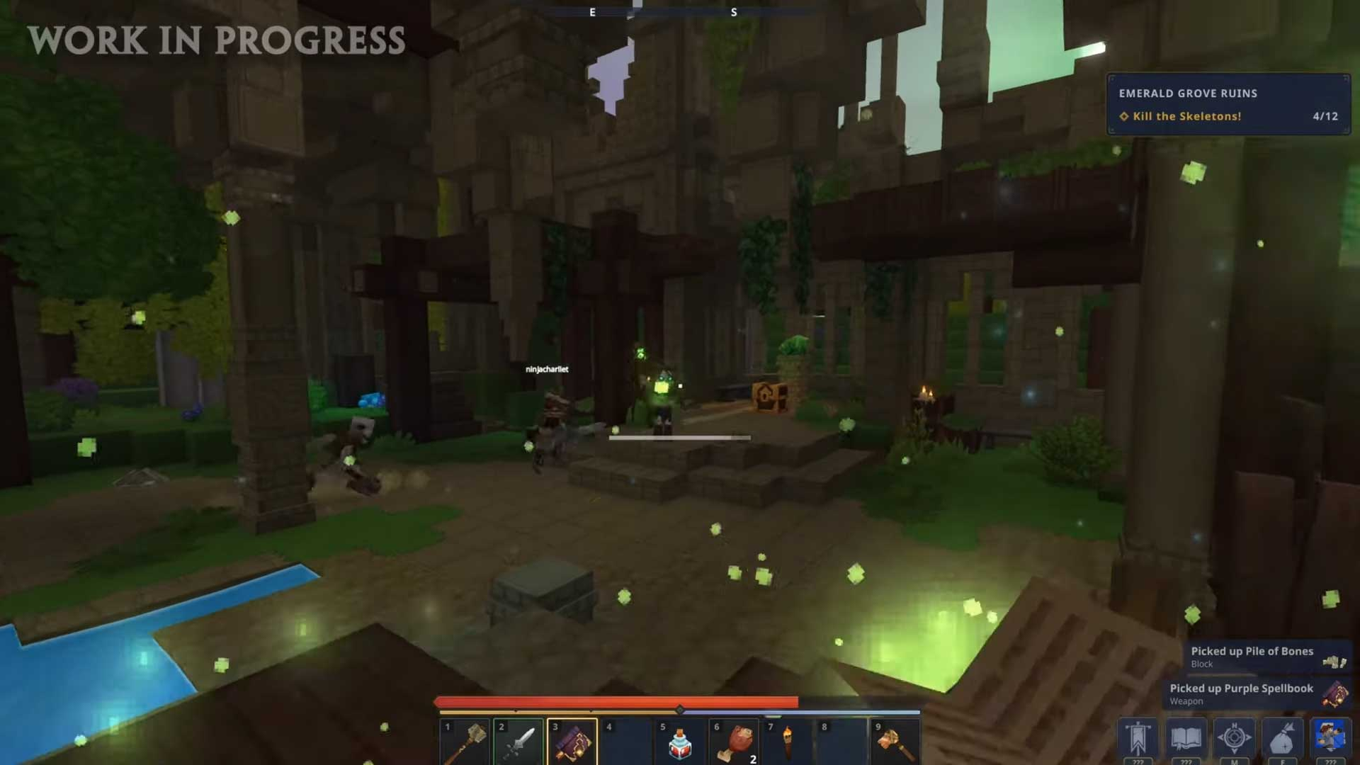 Hytale Gameplay