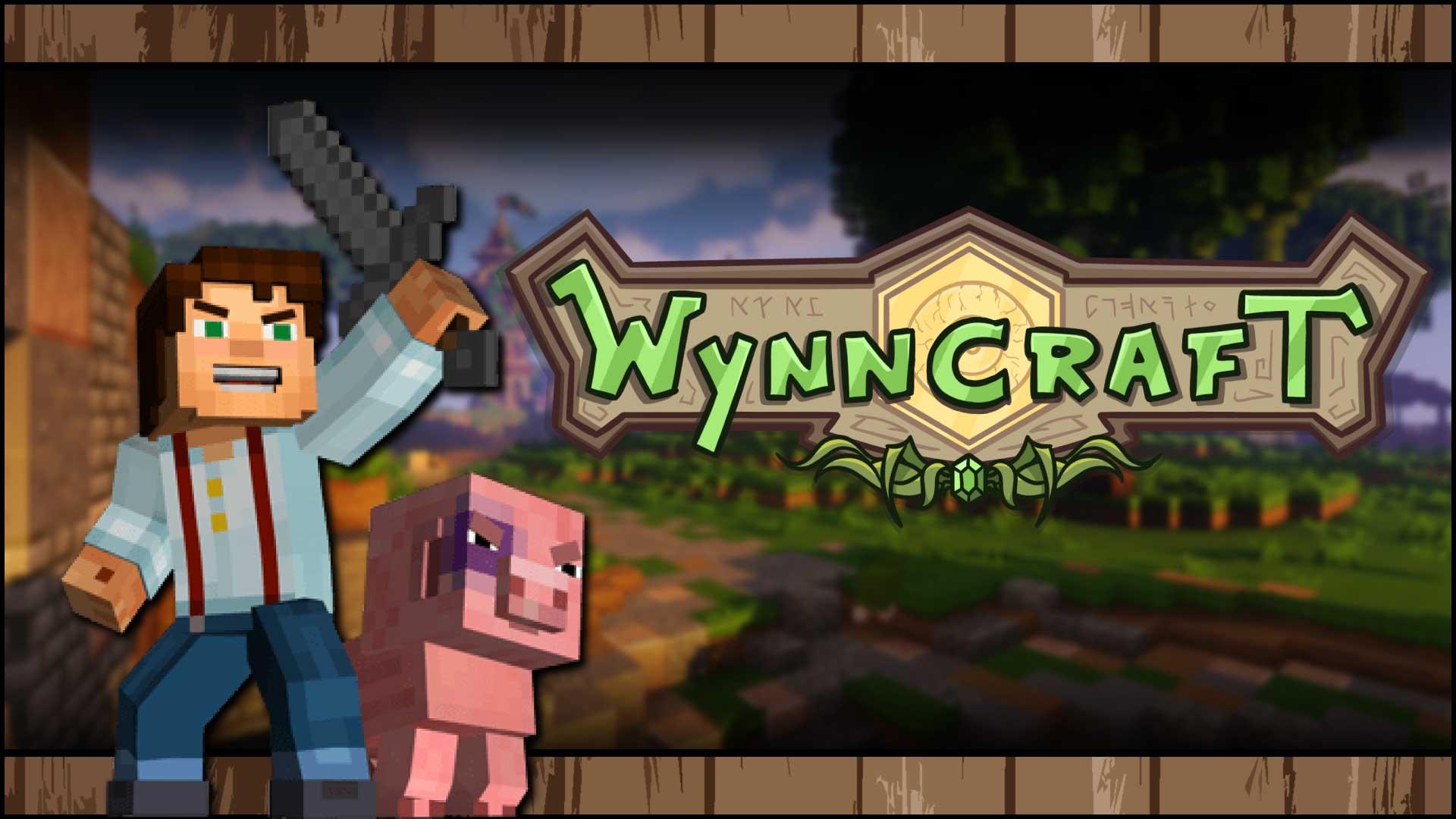 Wynncraft – Minecraft MMORPG dla ogarniętych