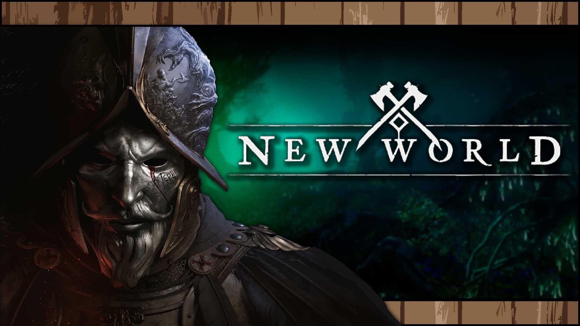 New World – MMORPG odwłaścicieli Twitcha