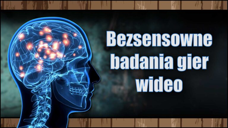 Read more about the article Badania wpływu gier wideo namózg są bezsensu