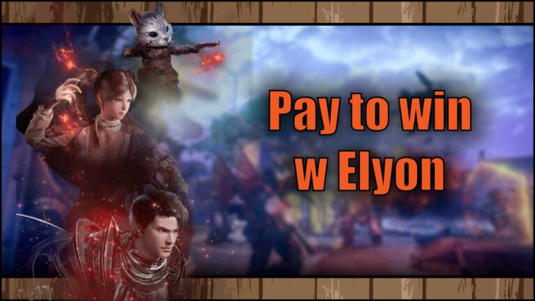 Read more about the article CzyElyon będzie P2W? Item Shop wElyonie