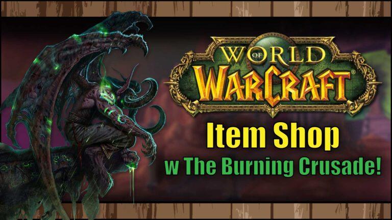 Czywarto zagrać wThe Burning Crusade Classic?