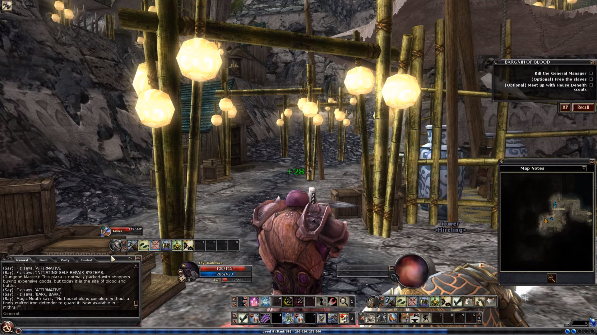 Darmowe MMORPG Dungeons and Dragons Online