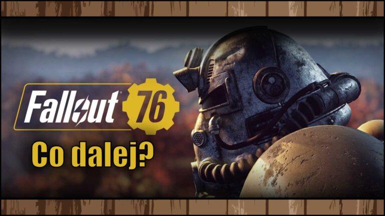 Przyszłość Fallout 76 w2021 – Postapo MMORPG