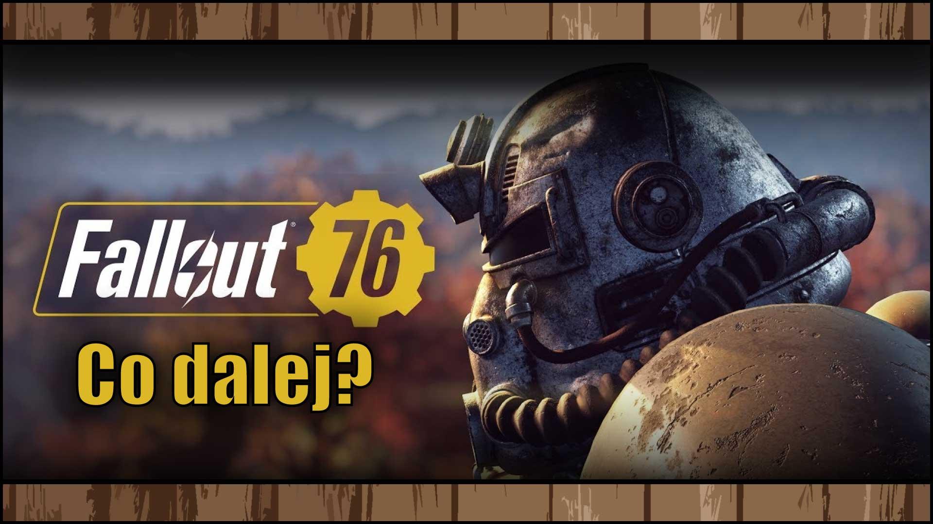 Fallout 76 Roadmap plany naprzyszłość MMORPG