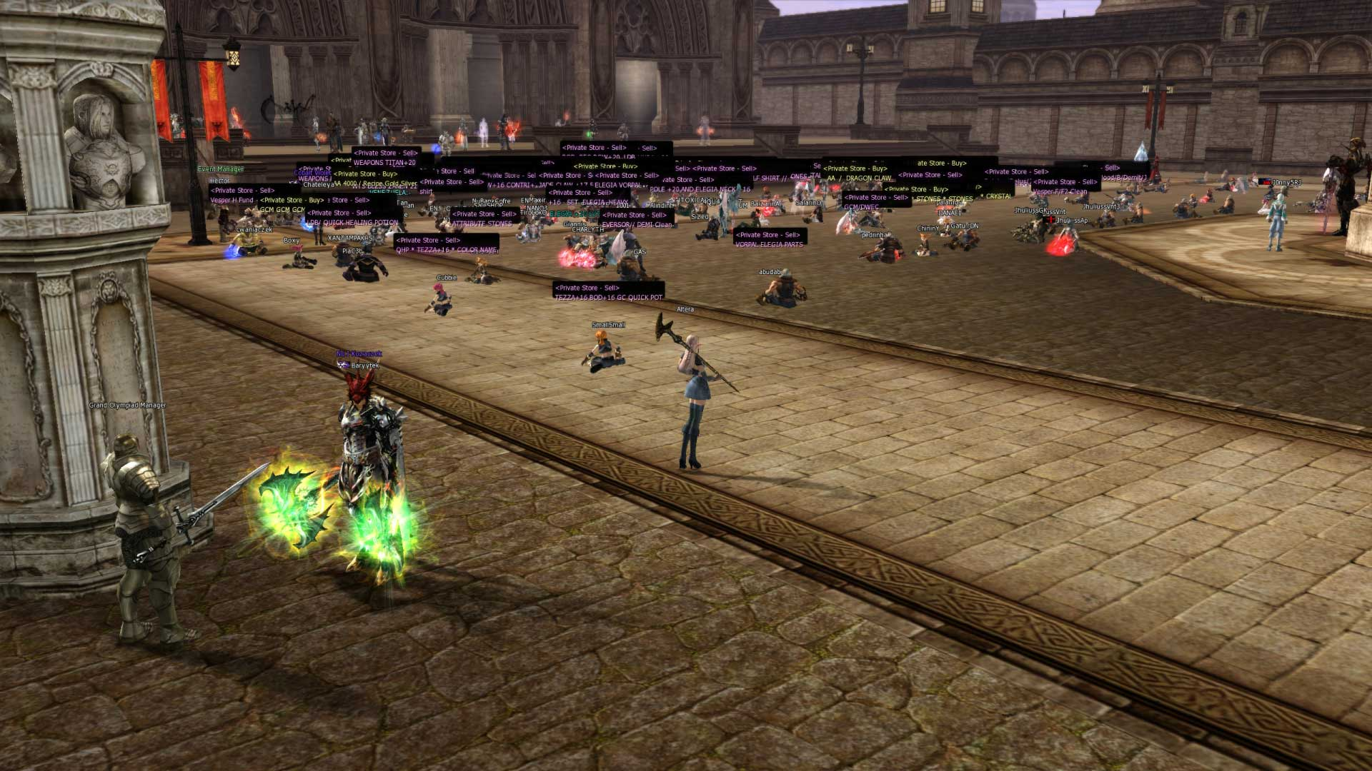Gdzie grać wLineage 2 Exilium