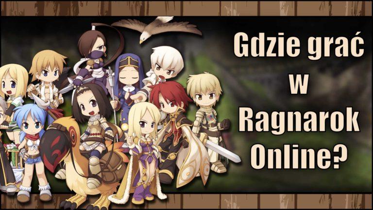 Gdzie grać wRagnarok Online w2021?