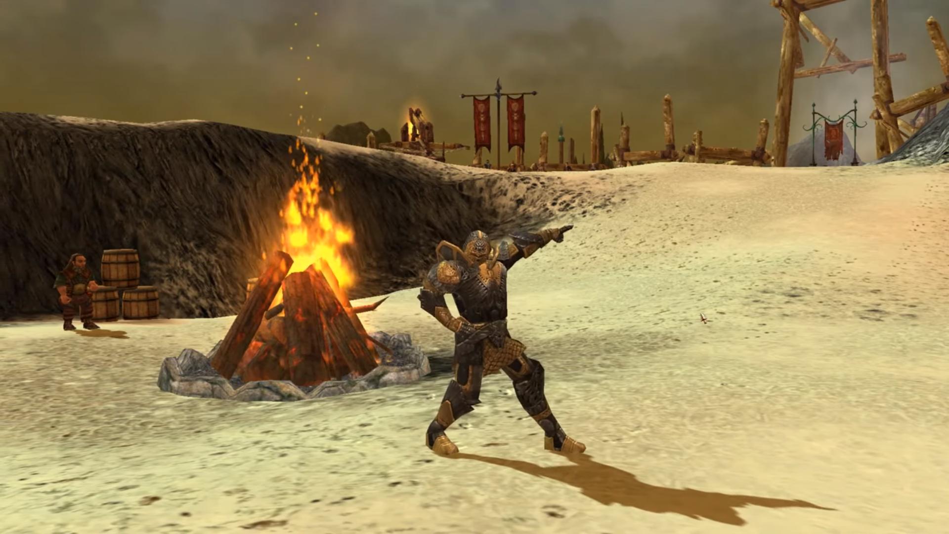 Guild Wars 1 MMORPG popolsku