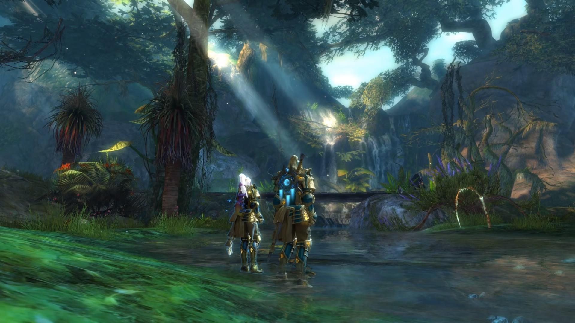 MMORPG dla dziewczyn Guild Wars 2
