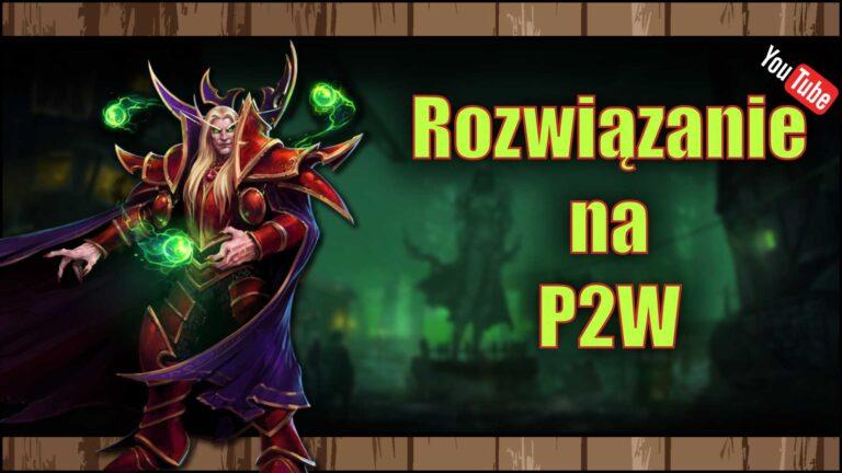 Read more about the article [YouTube] Idealny model płatności wMMORPG – P2W, B2P, F2P, P2P