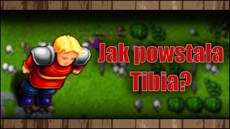 Jak powstała Tibia? Prekursor graficznych MMORPG.