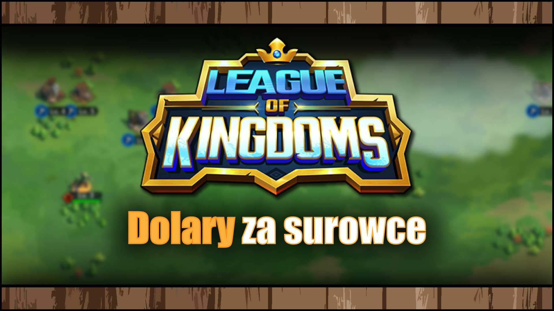 League of Kingdoms Blockchain MMO