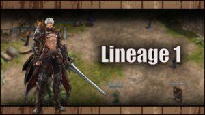 Lineage 1 – Przodek legendarnego MMORPG