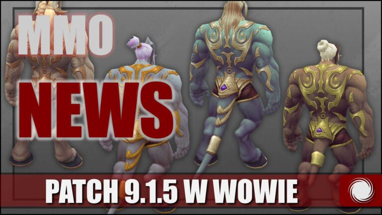 Read more about the article Aktualizacja wWoWie, open beta wNew World – MMO NEWS 2021 #11