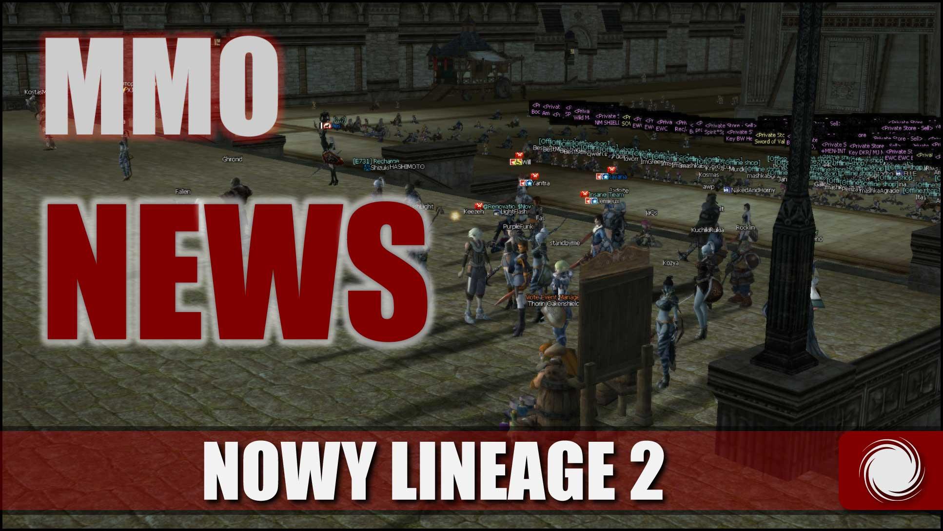 MMO News Nowy Lineage 2, elitarne specjalizacje wGuild Wars 2