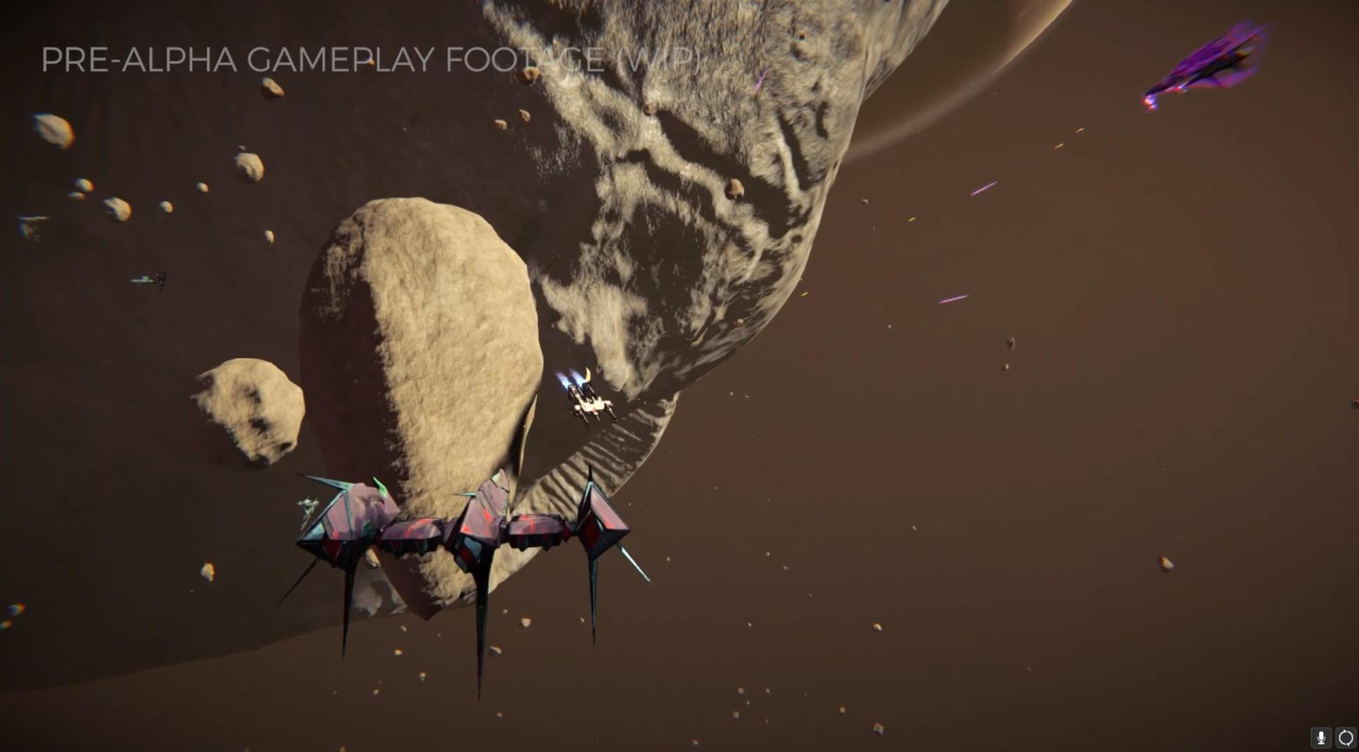 Infinite Fleet MMO
