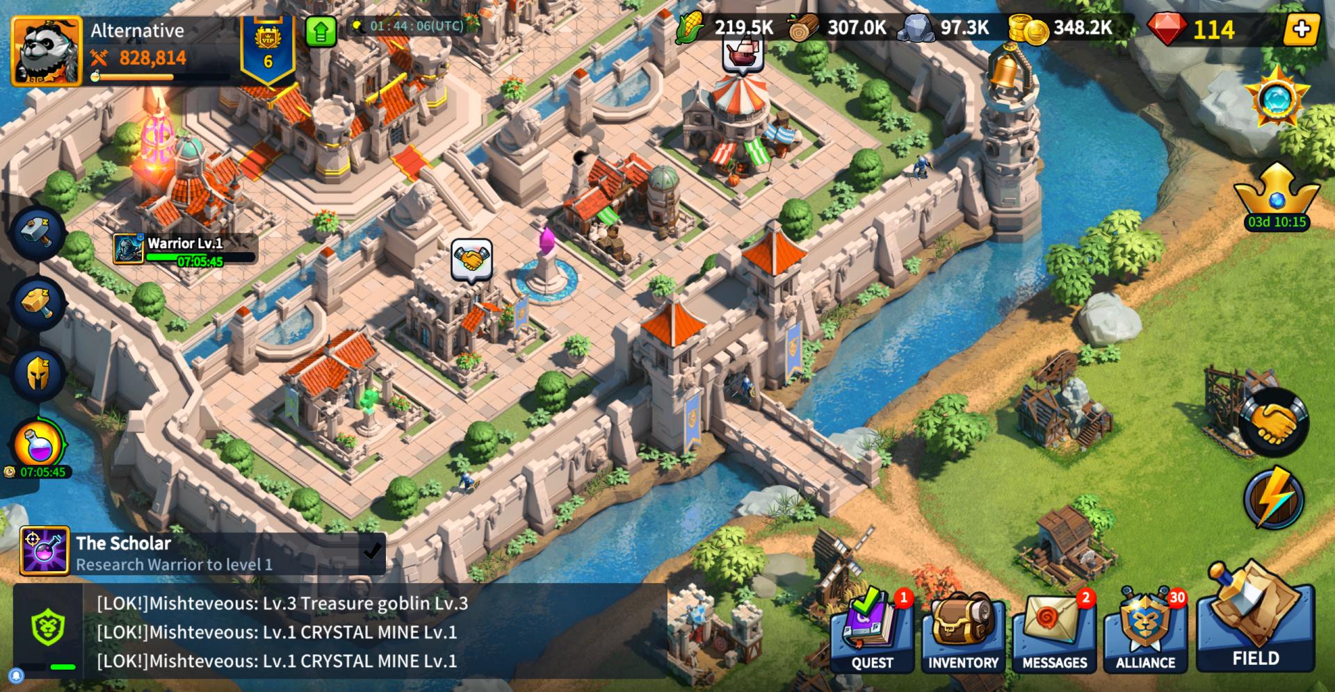 League of Kingdoms MMO