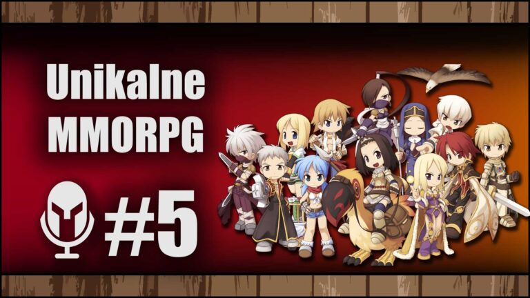Read more about the article Unikalne mechaniki w MMORPG – MMO Podcast #5