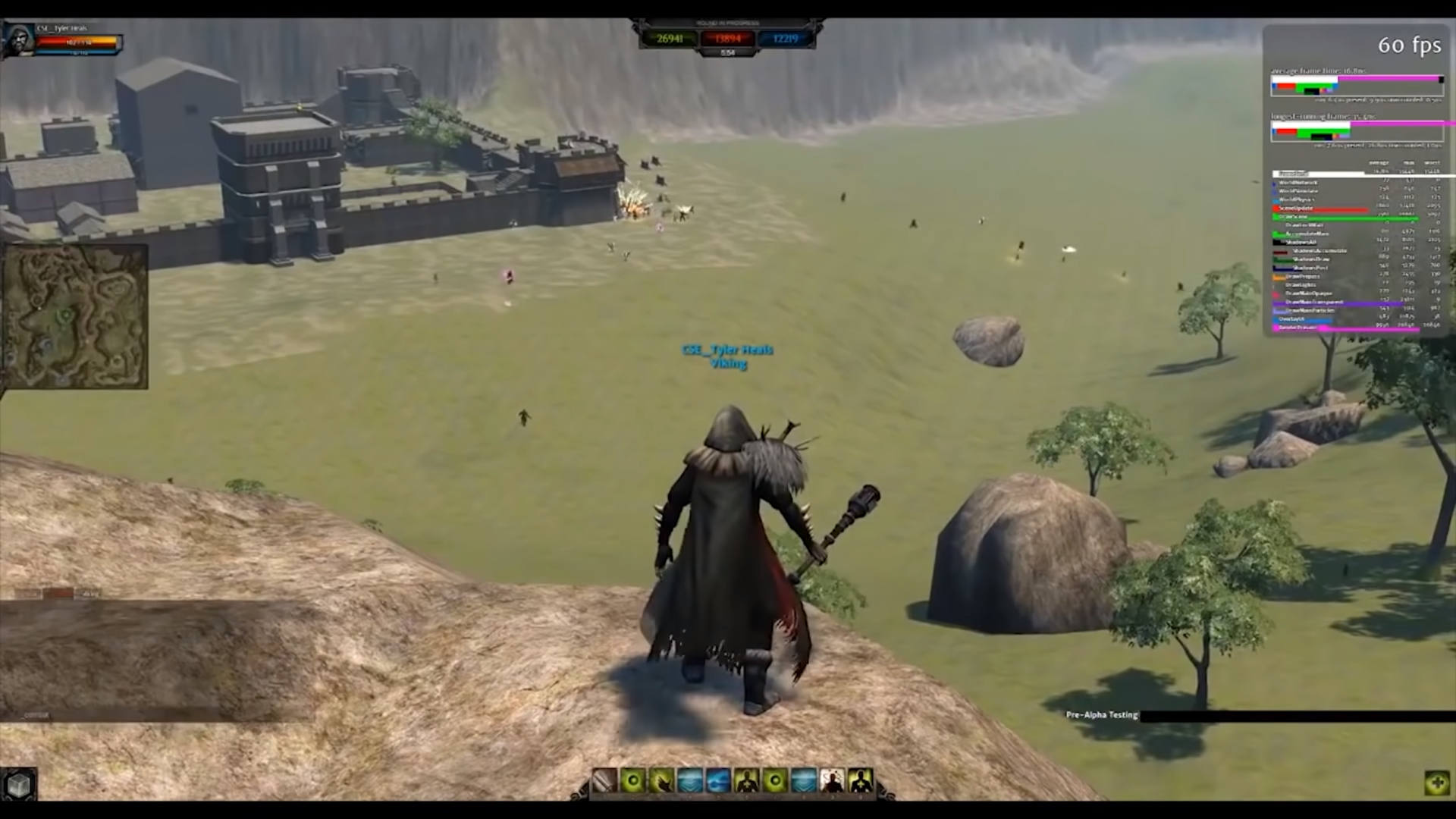 Camelot Unchained MMORPG 2021