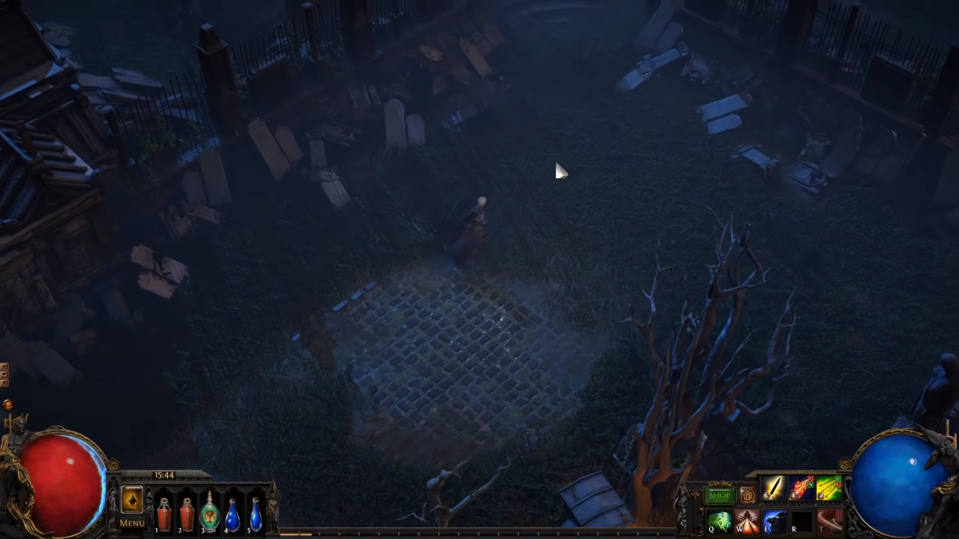 MMORPG 2020 Path of Exile 2