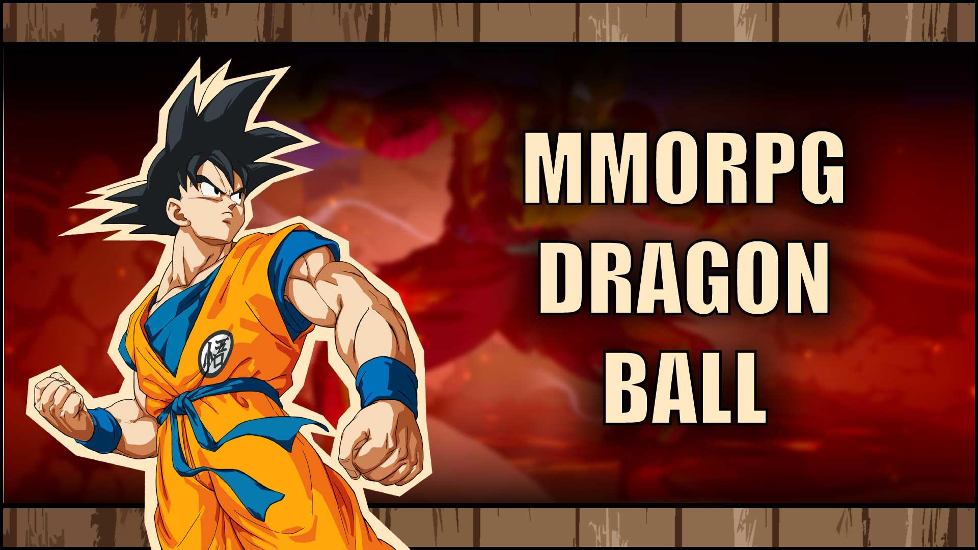 MMORPG Dragon Ball