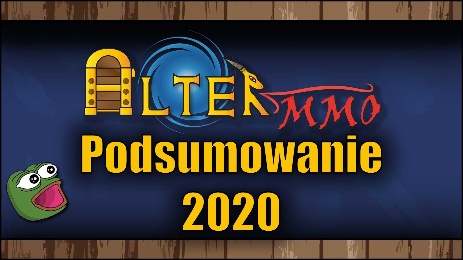 Altermmo MMORPG podsumowanie roku 2020