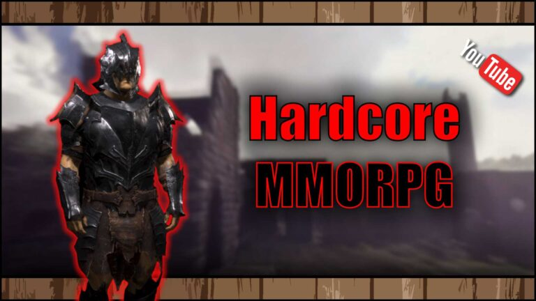 Read more about the article [YouTube] Hardcore MMORPG – Mortal Online 2