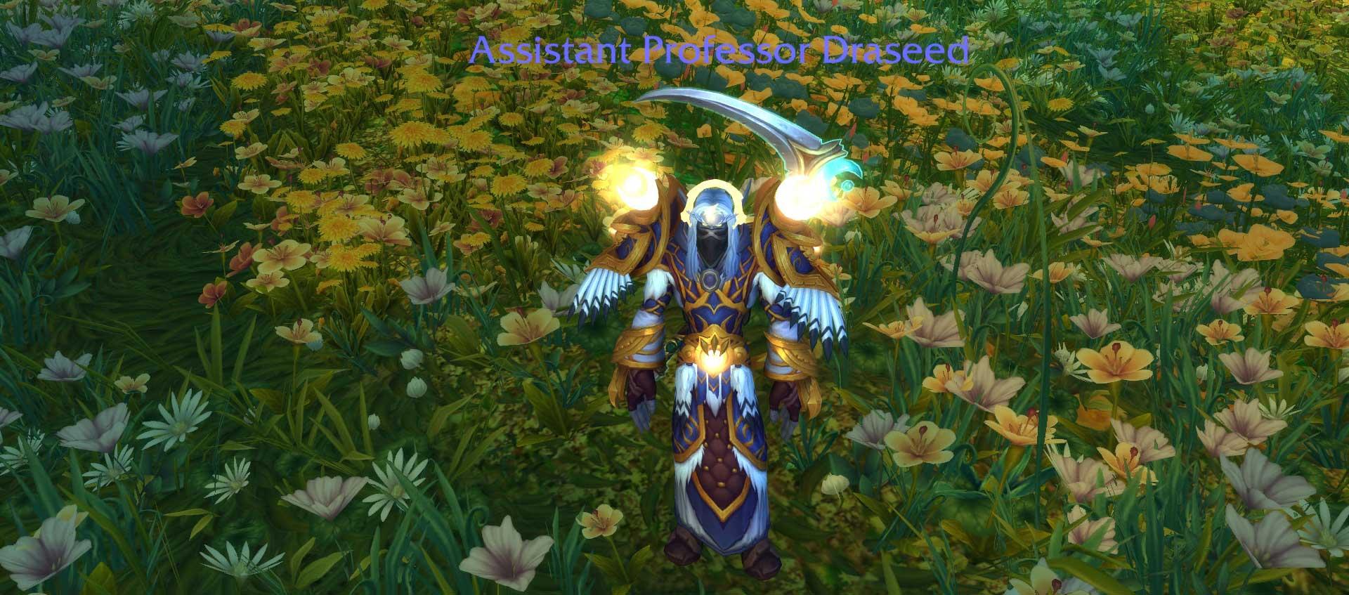 Druid Shadowlands Strona oMMORPG