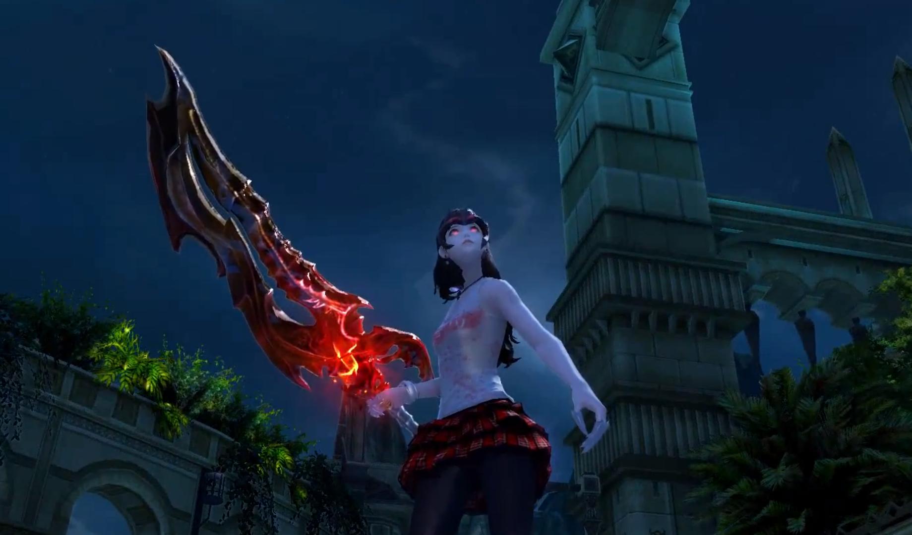 najlepiej wyglądające bronie wMMORPG the dragon lords hatred