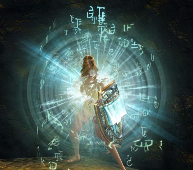 Najlepiej-wygladajace-bronie-w-MMORPG-Flameseeker-prophecies-GW2-3