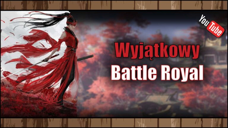 Read more about the article Battle Royal winnym wydaniu – Naraka Bladepoint