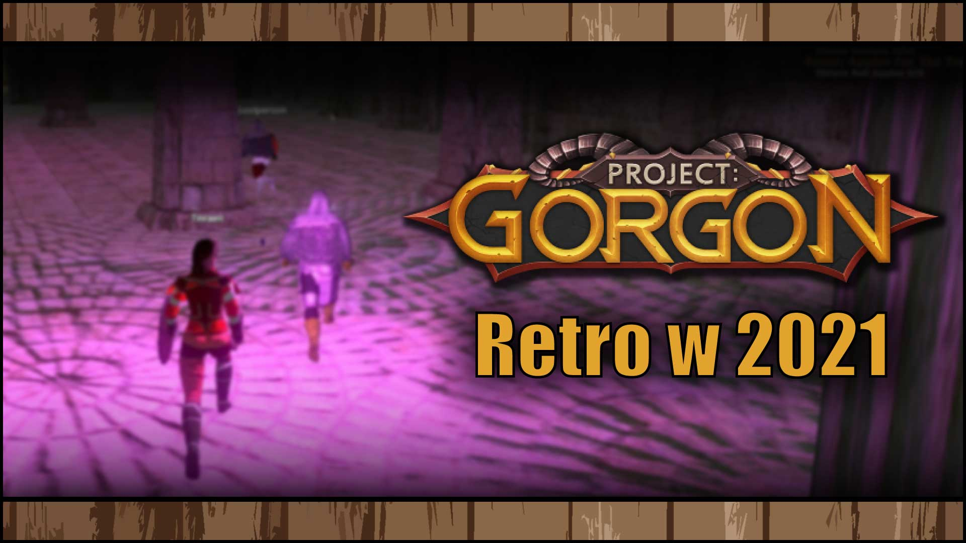 Project Gorgon – Wzgardzona rewolucja wMMORPG