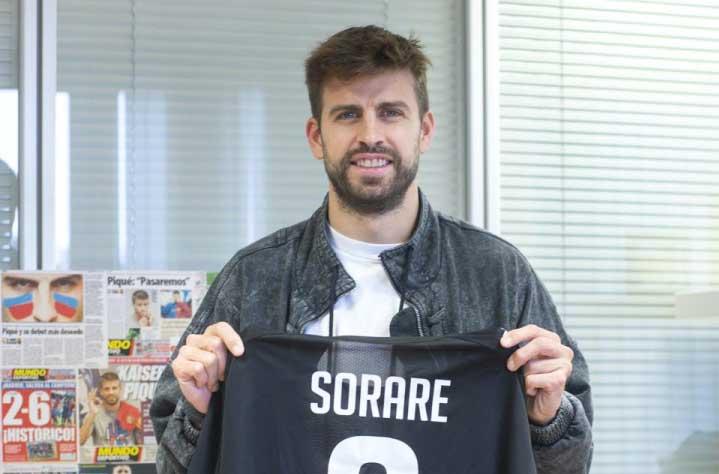 Gerard Pique Sorare