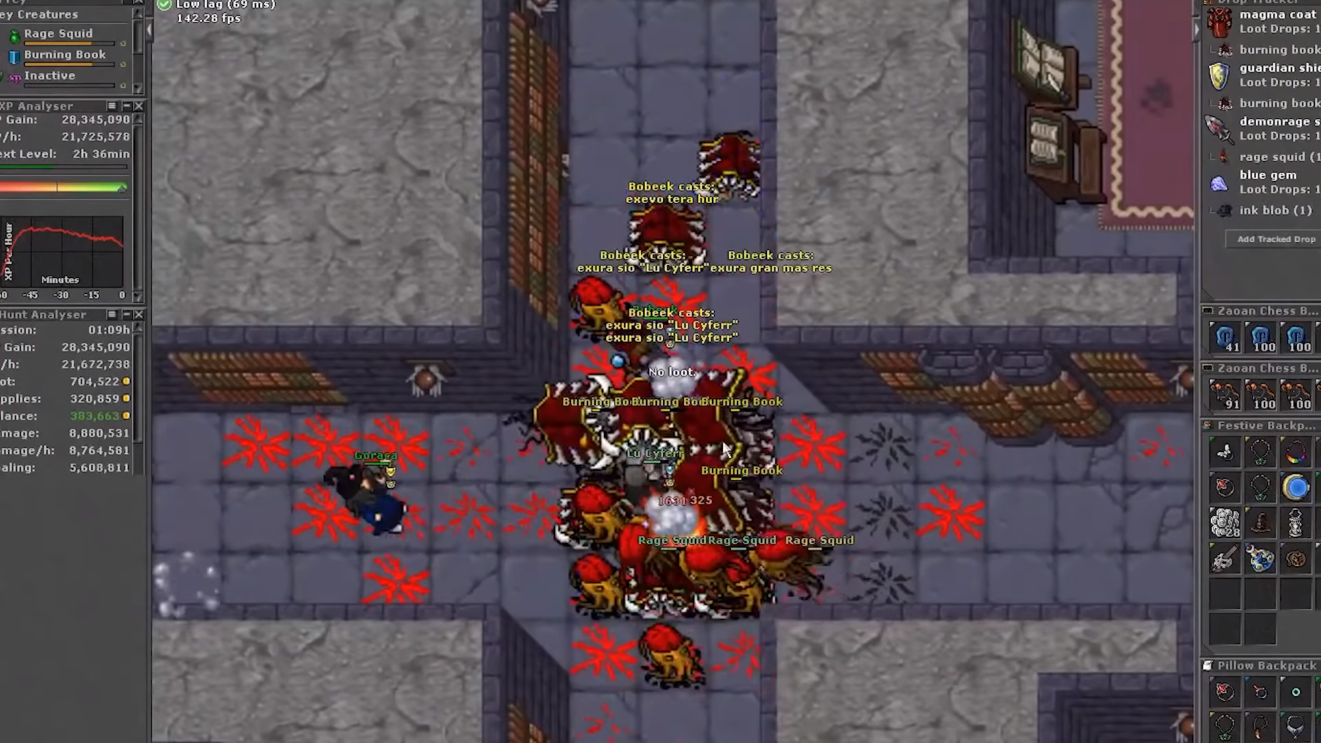 Unikalne mechaniki wgrach MMORPG