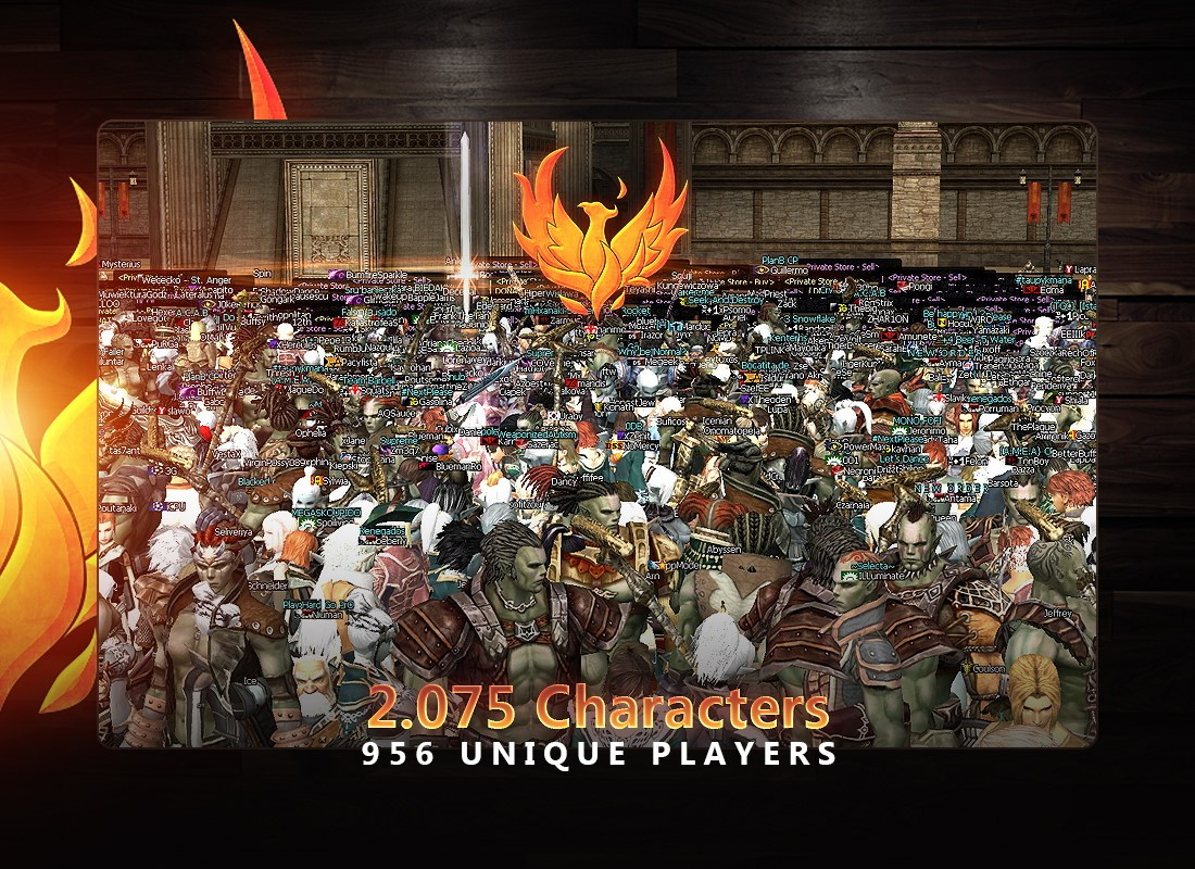 Własny serwer MMORPG Lineage 2