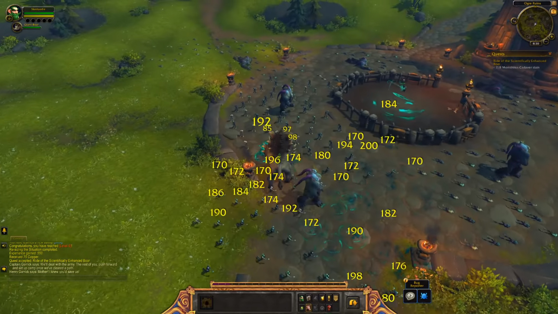 World of Warcraft MMORPG Shadowlands