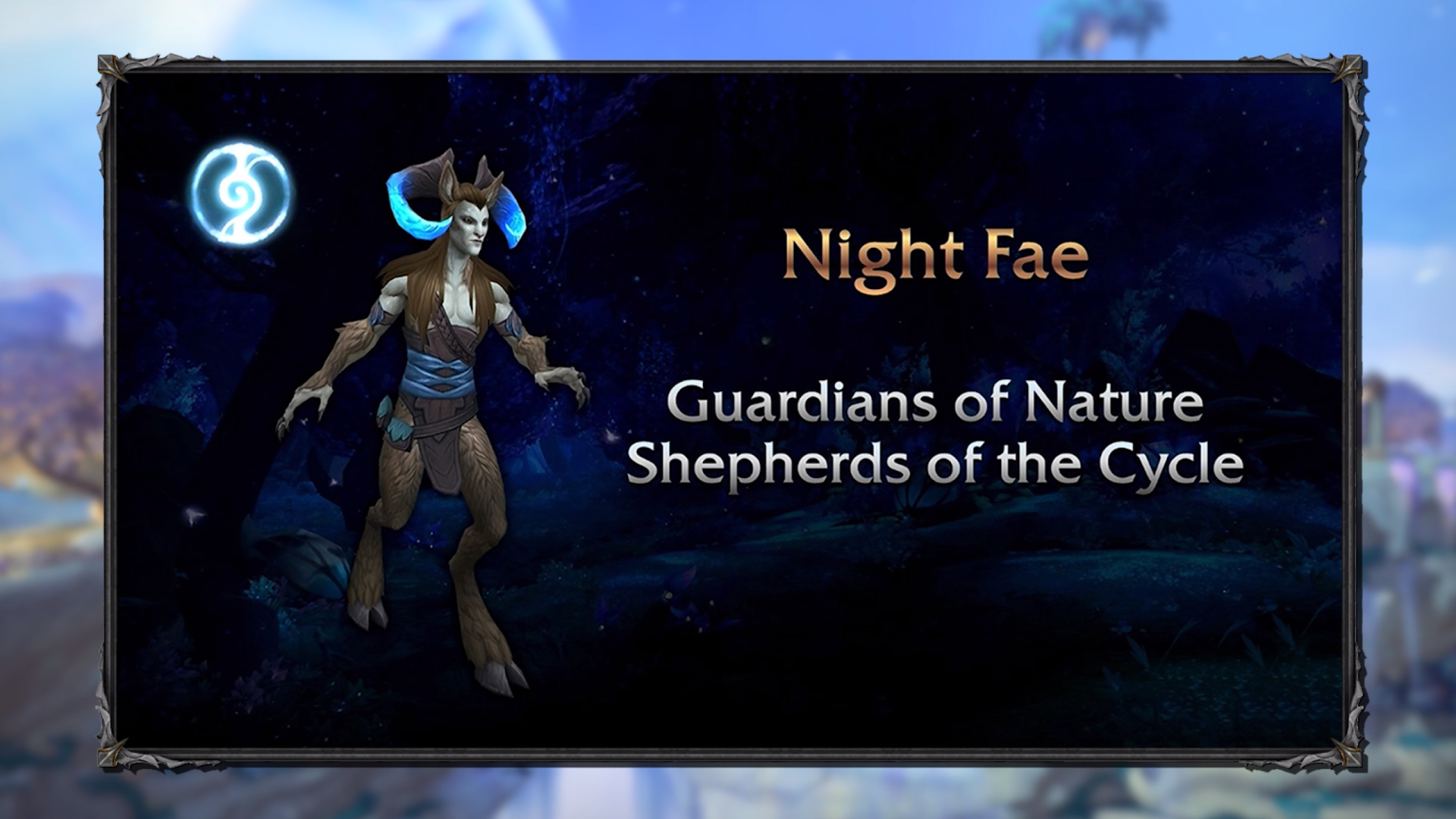 World of Warcraft Covenant